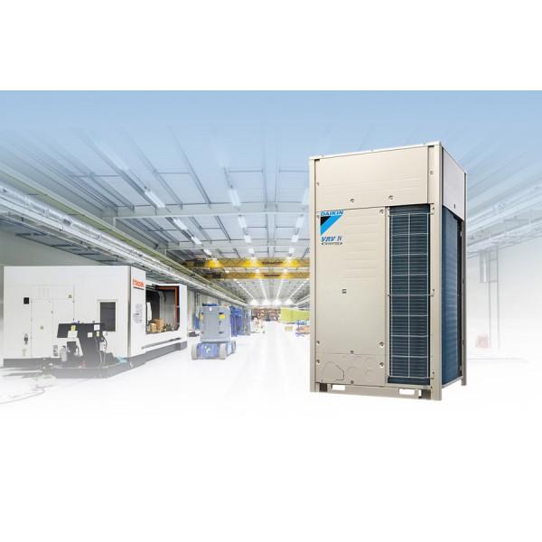 Hệ thống điều hòa không khí trung tâm là gì?