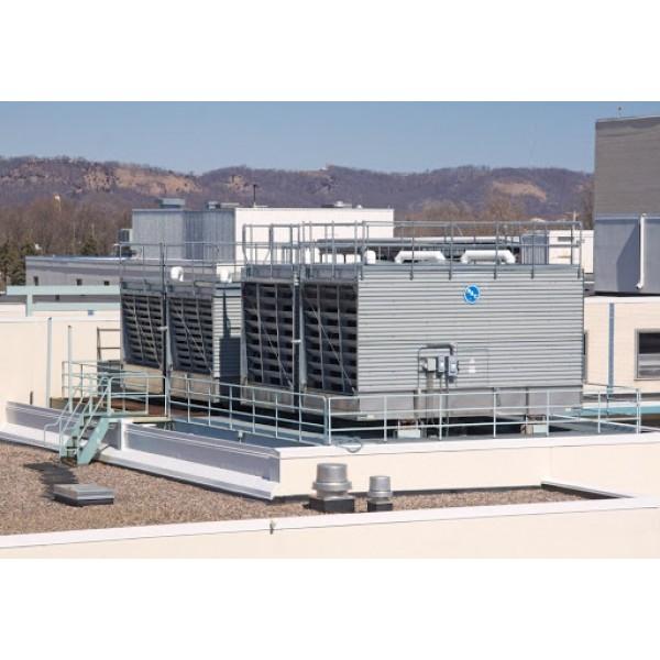 Lắp đặt điều hòa công nghiệp cho nhà xưởng