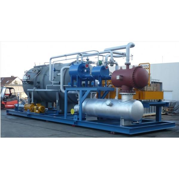 Máy làm lạnh nước chiller trong sản xuất đồ uống công nghiệp
